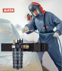 Sata Vision 2000 Supplied Air Respirator Respiratory