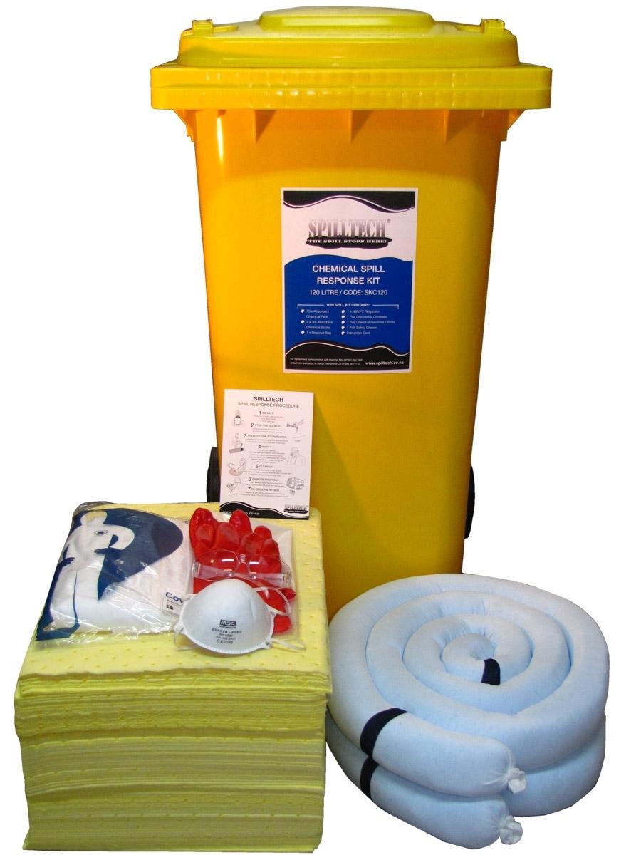 Chemical Spill Kits Respiratory Solutions Australia
